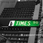 Times Square, el epicentro del viaje a Nueva York