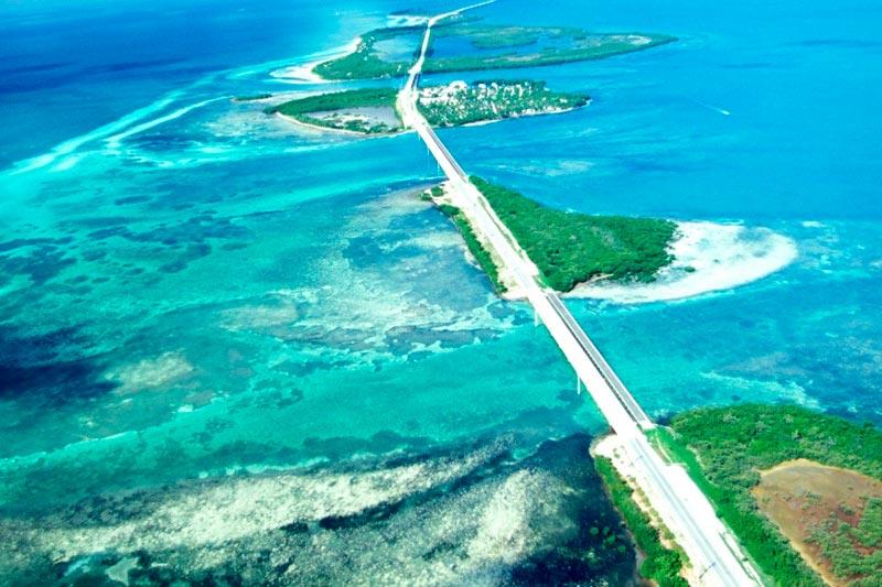 vista-aerea-carretera-cayos-de-florida