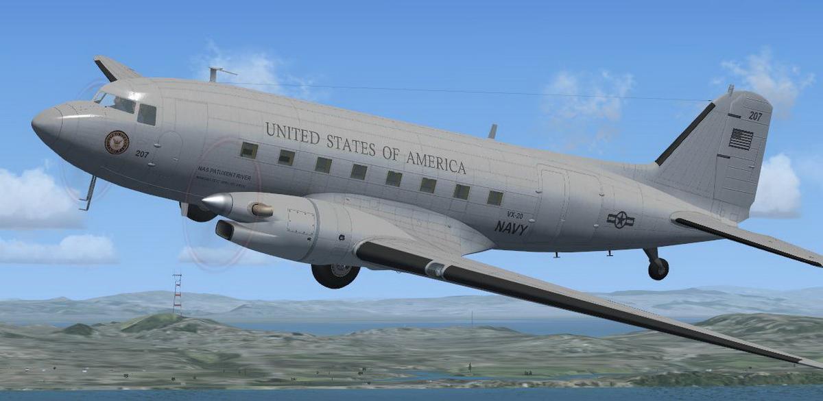 flyawaysimulation.com Douglas_DC-3