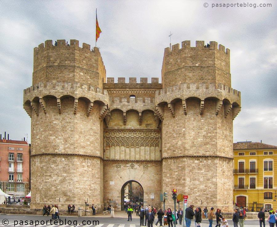 las torres de serrano turismo en valencia