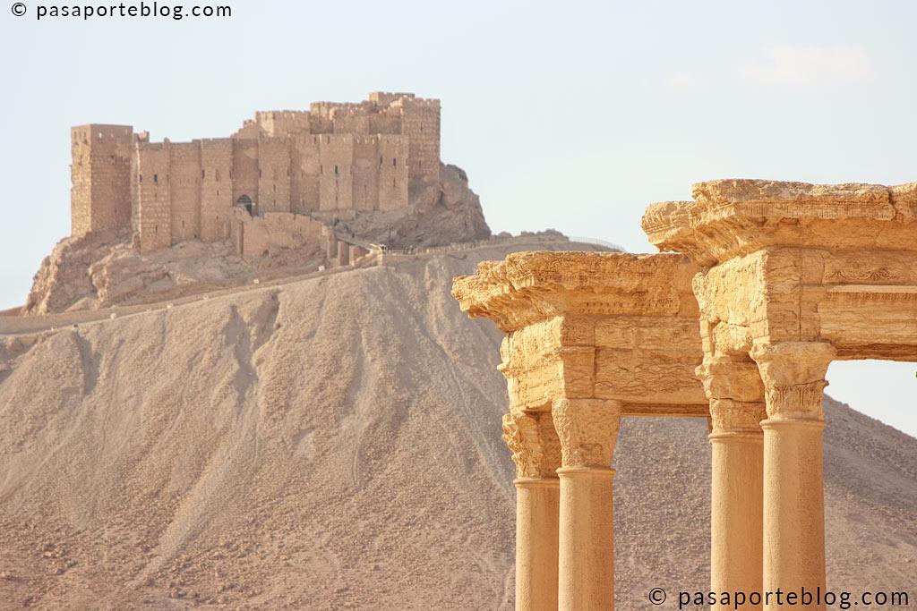blog de viajes siria pasaporteblog palmira