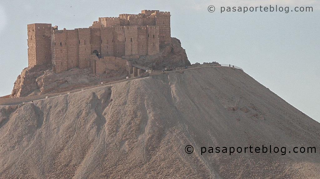 castillo de palmira siria blog de viajes pasaporteblog