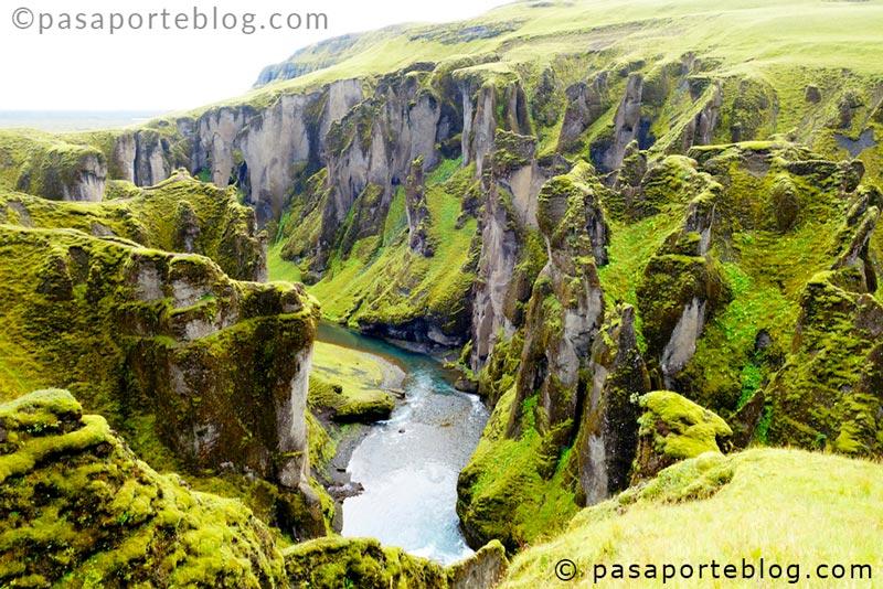 fiordos islandia foto