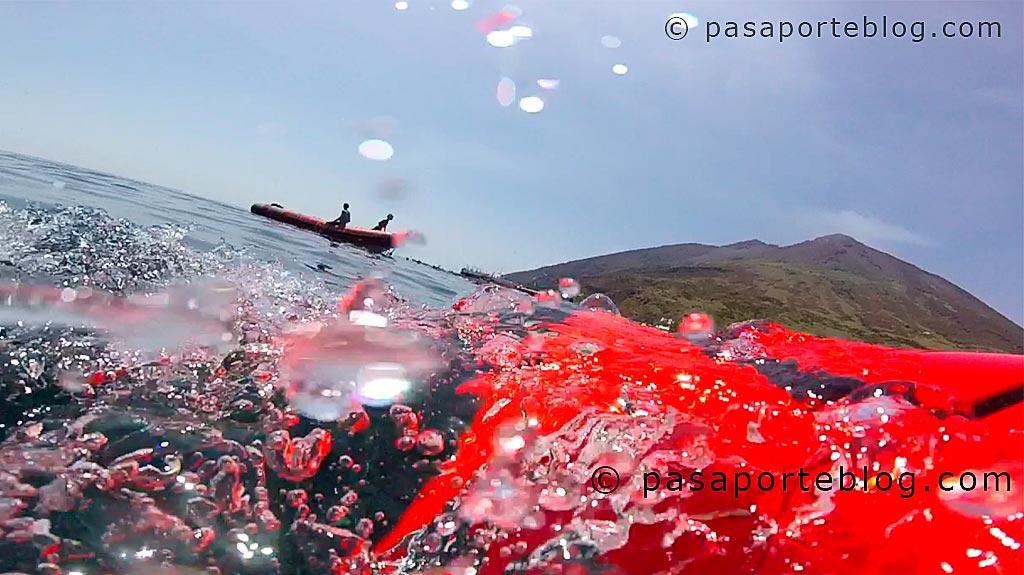 seabob bucear junto a un volcan activo blog de viajes pasaporteblog