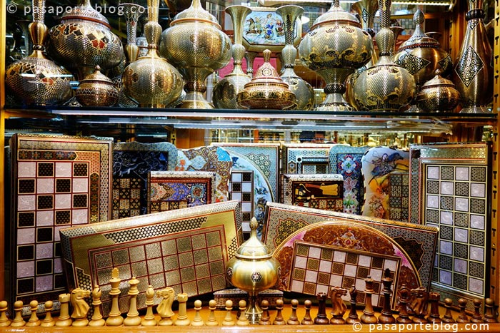 ajedrez persia zoco viajar-a-iran