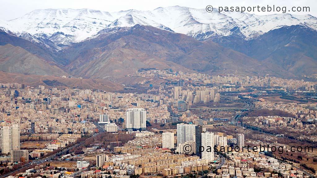 Teherán, algo más que un sitio de paso en el viaje a Irán