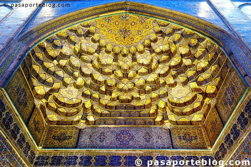 Palacio de Golestán viajar a iran