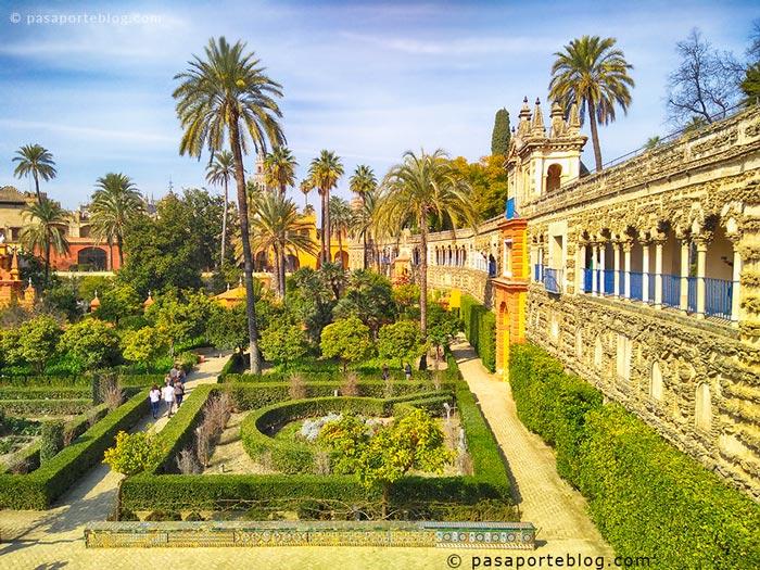 Blog de viajes pasaporteblog - Jardines verticales sevilla ...
