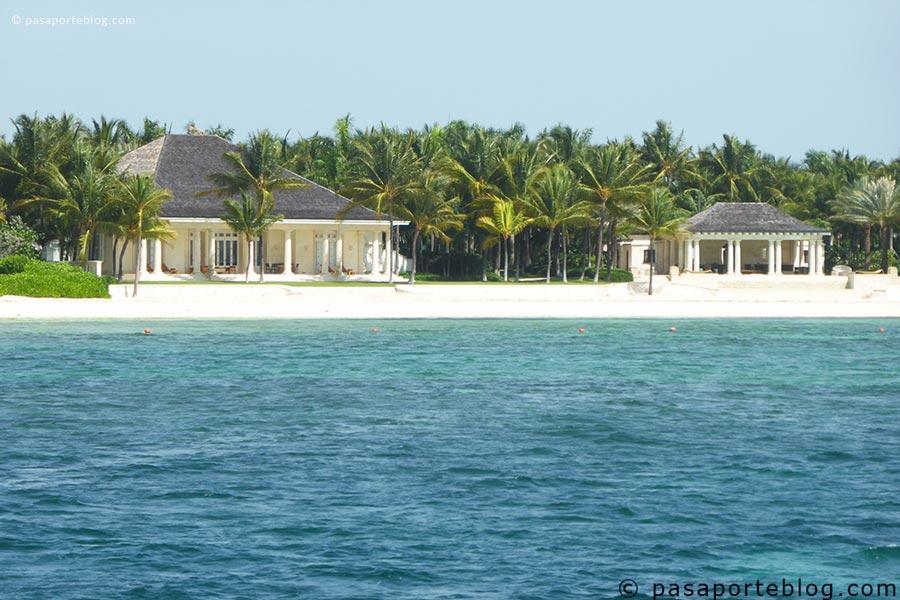 Mansion de Beyoncee en las Bahamas