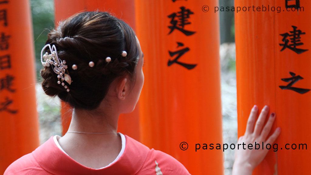 traje tradicional japon
