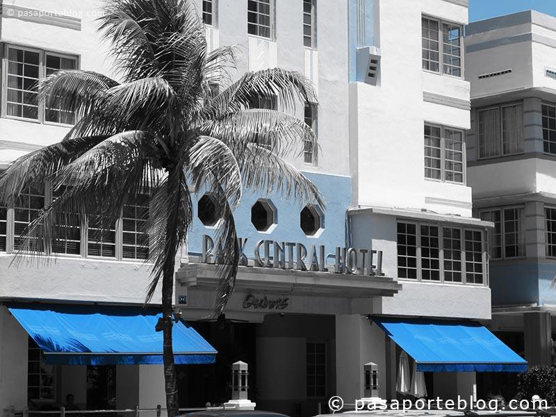 planificar viaje a miami y florida (distrito art deco)