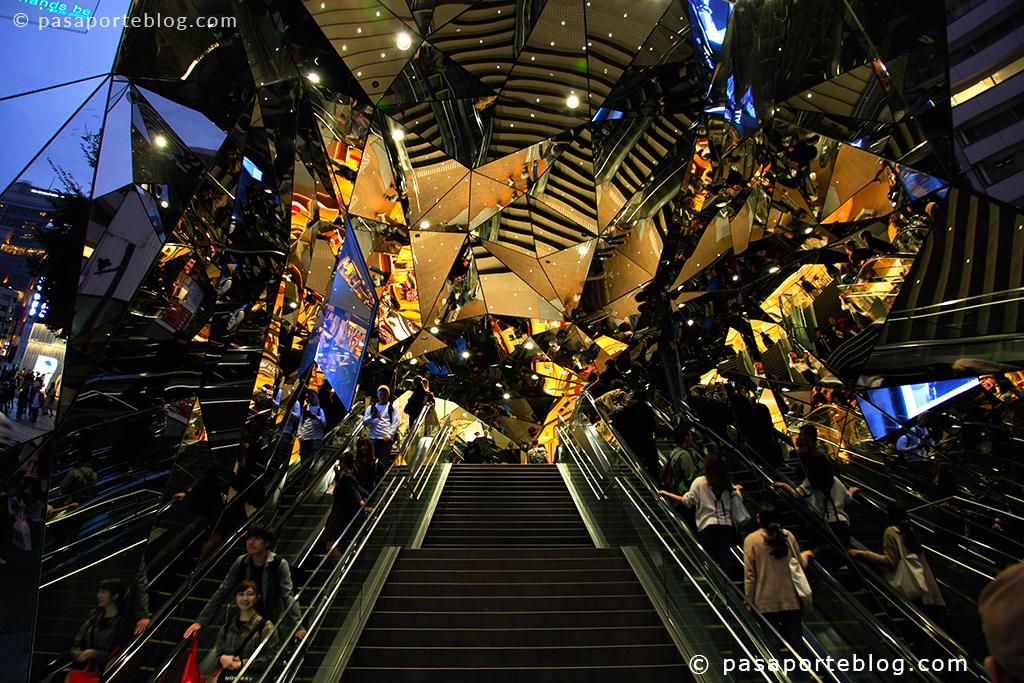 centros comerciales en tokio tokyo viaje a japon - Harajuku Omotesando