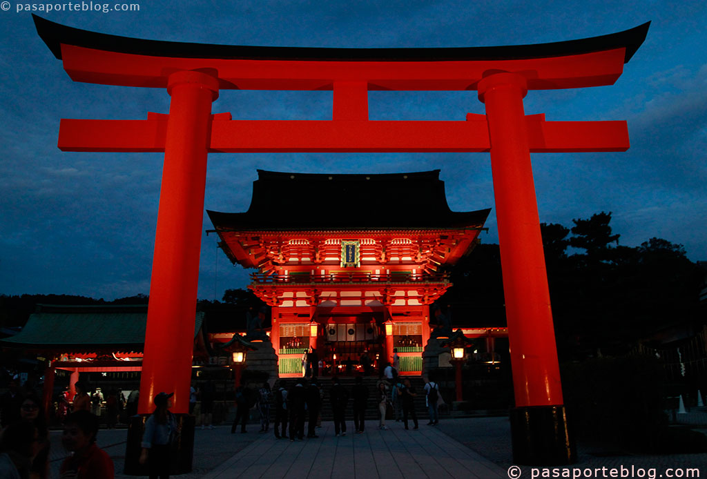 Templos de Kioto, viaje a Japón