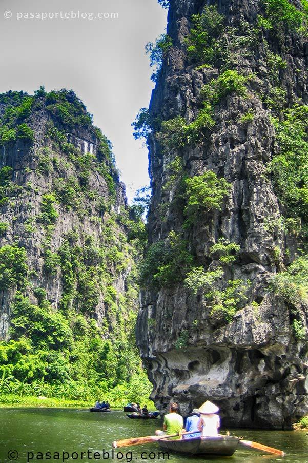 ninh binh excursión a tam coc que ver en vietnam